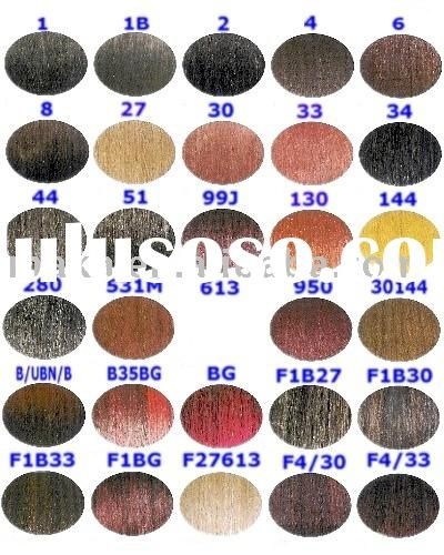 color ring ,hair weaving.hair extensions,remy quality. human hair.pre-bonded hair extension.keratin