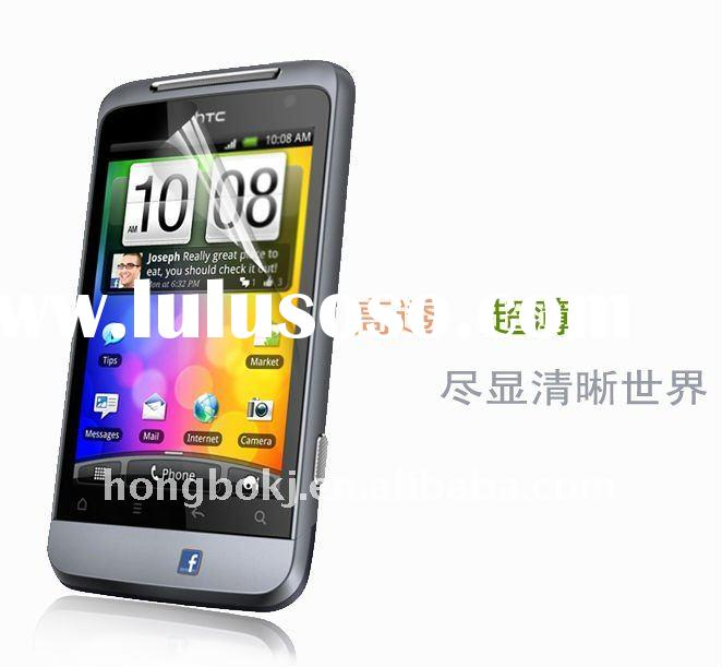 for HTC mobile phone high quality screen protector