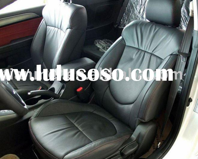 red genuine leather car seat cover for sale price china manufacturer supplier 726534. Black Bedroom Furniture Sets. Home Design Ideas