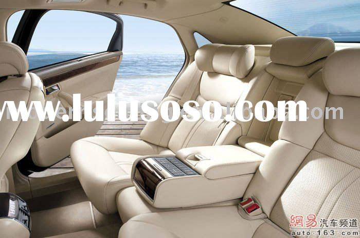 genuine leather seat covers for car