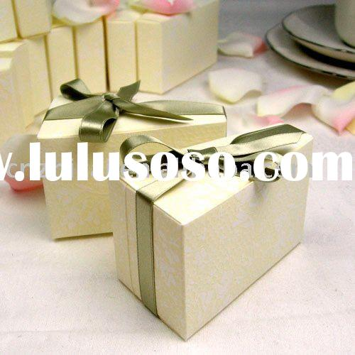 gift wrapping paper box