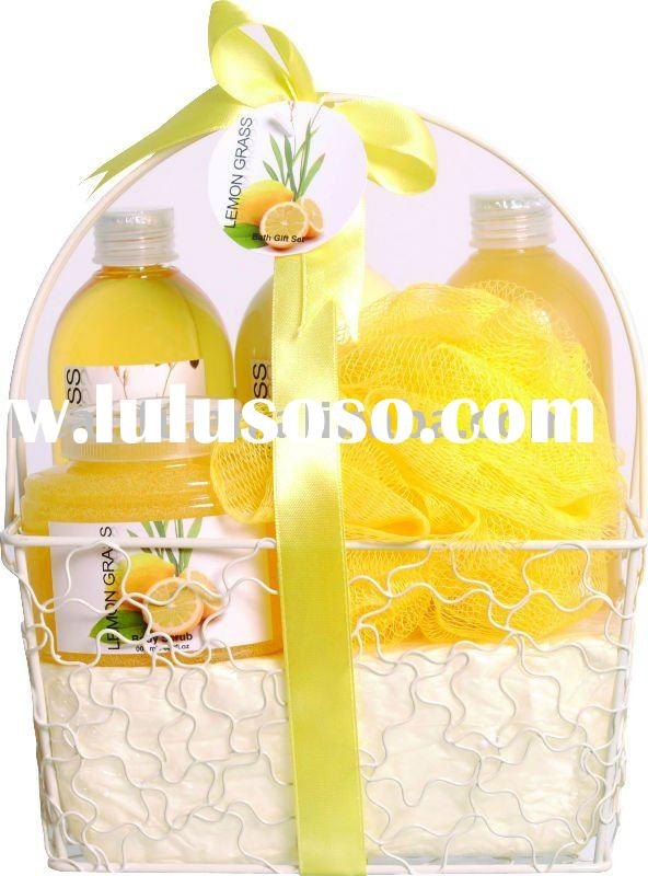 hot bath&body gift kit