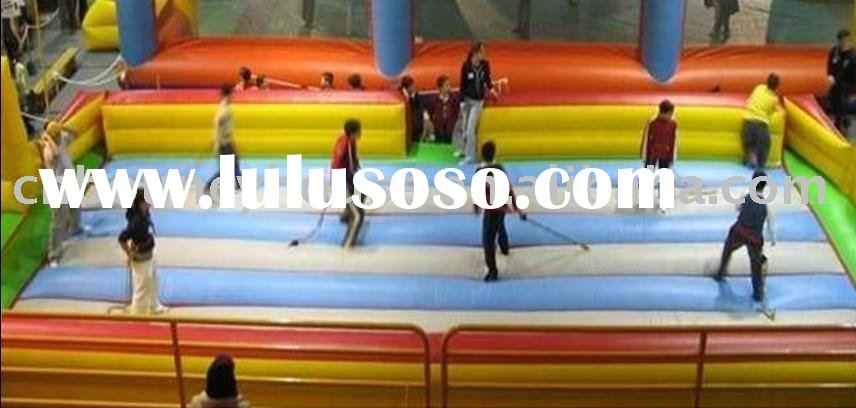 inflatable sport, Inflatable football field , inflatable soccer field