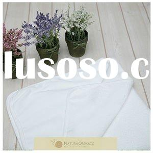 100% organic cotton baby blanket,high quality baby towel
