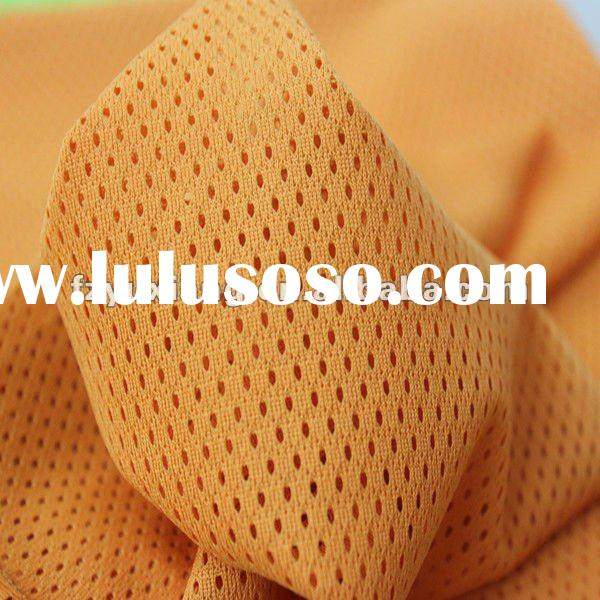 100% polyester square Mesh Fabric for baby fabric