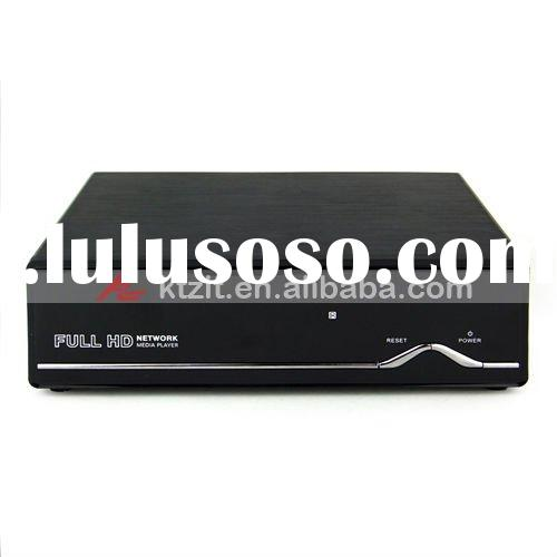 "1080P 3.5"" SATA HDD Wifi Network HDMI 1.3 MKV HD 3D Online Media Player With LAN Port/BT Downlo"