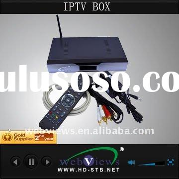 1080p H.264 IPTV BOX set top box(STB)