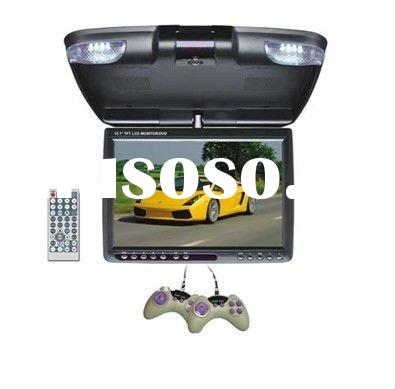 12.1 inch Roof Mount car DVD Player with PAL/NTSC system