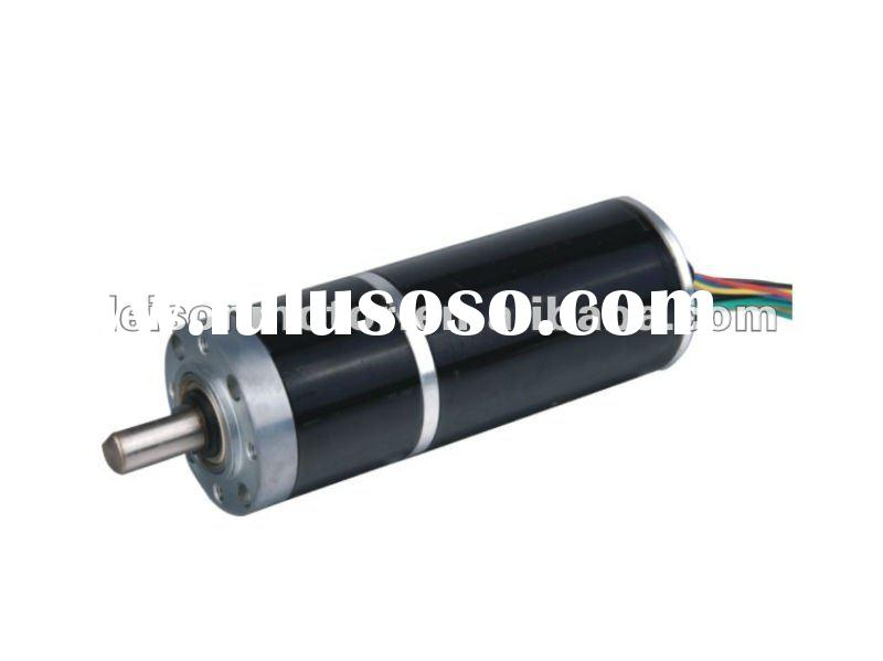 Dc planetary geared motor dc planetary gear motor for Geared brushless dc motor