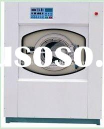 15kg electric heating washer extractor, hotel used laundry equipment