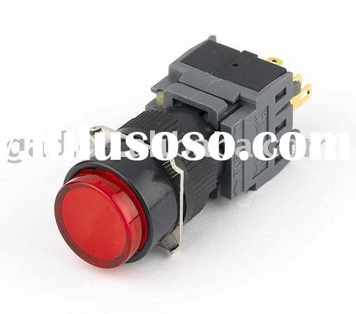 16mm Illuminated Push button Switches( Push button Switches,pushbutton)(GA6-16HY-11D)