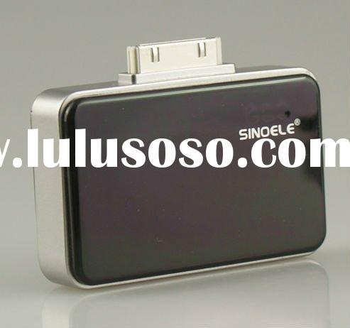 1800mAh for iPhone 4 emergency charger