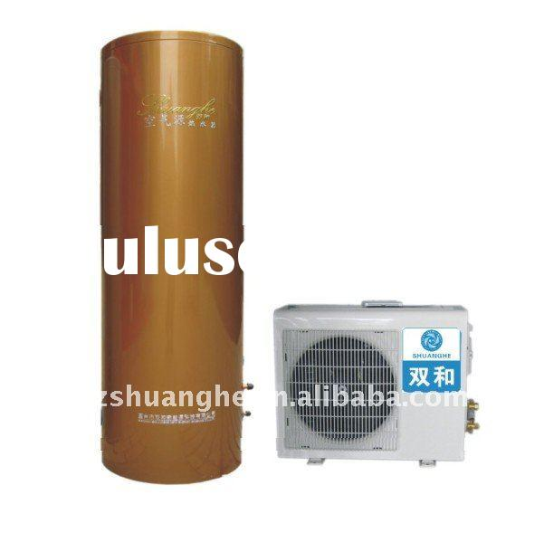 200L golden tank household stainless steel heat pump heater