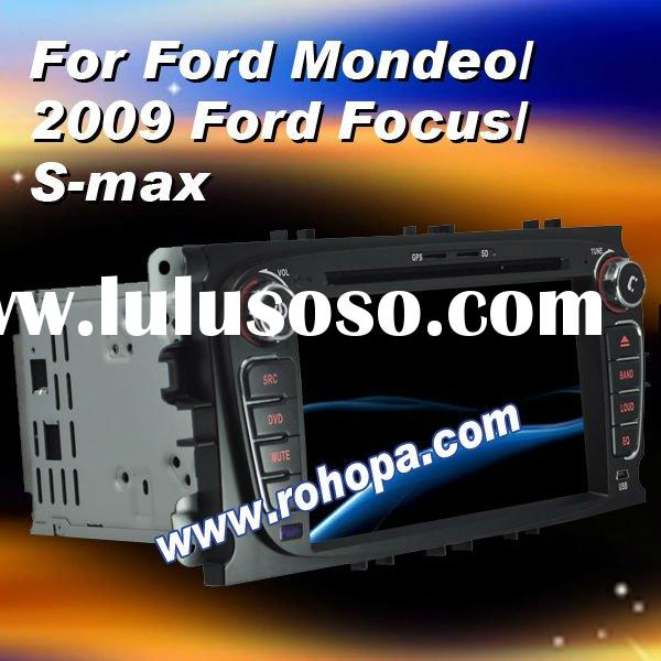 2011 Newest RD-F05 Car Navigation Entertainment System For Mondeo/2009 Ford Focus/S-max With Black F