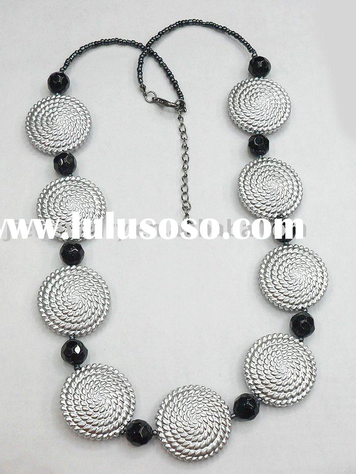 2011 hot fashion jewelry trend necklace