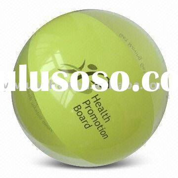 2011 new style environment friendly pvc inflatable ball beach