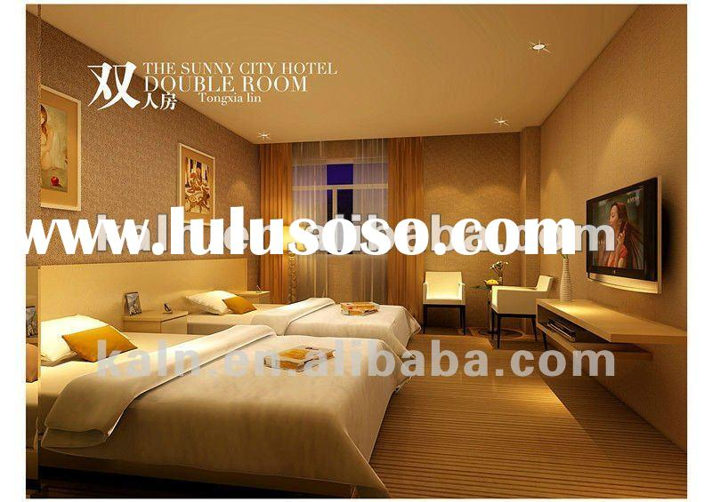 2012 China New Style hotel furniture room set