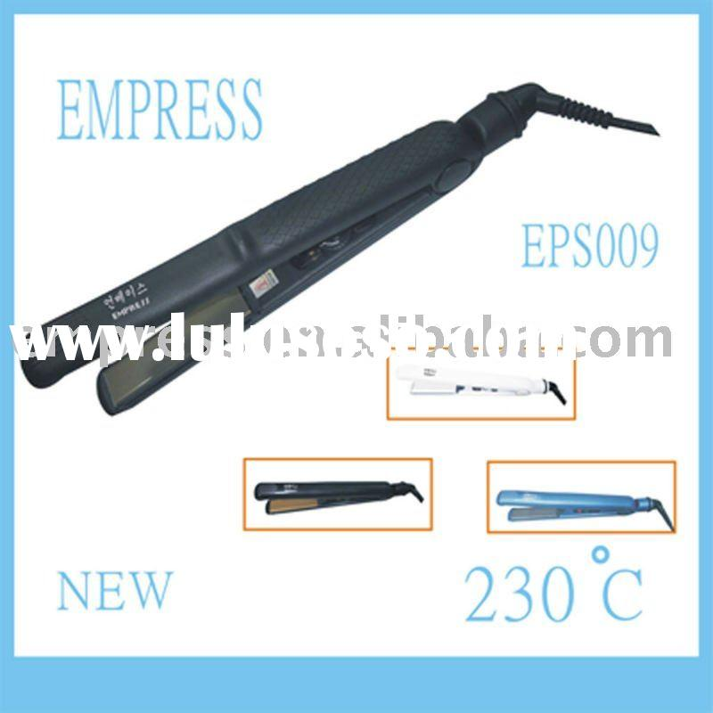 2012 Hot selling top quality hair straightening machine