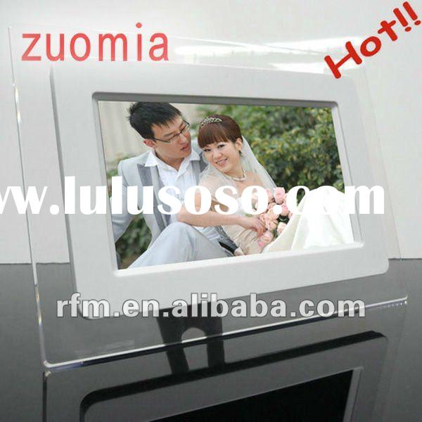 2012 OEM battery battery operated digital photo frame