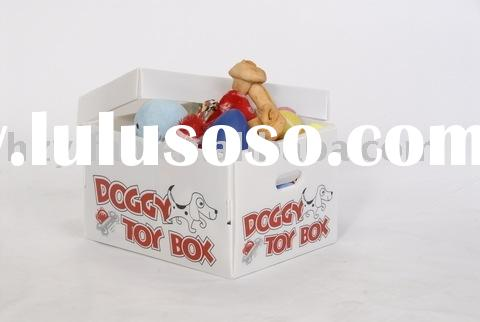 2012 new style Corrugated Plastic fold box for transport store case (SY956)