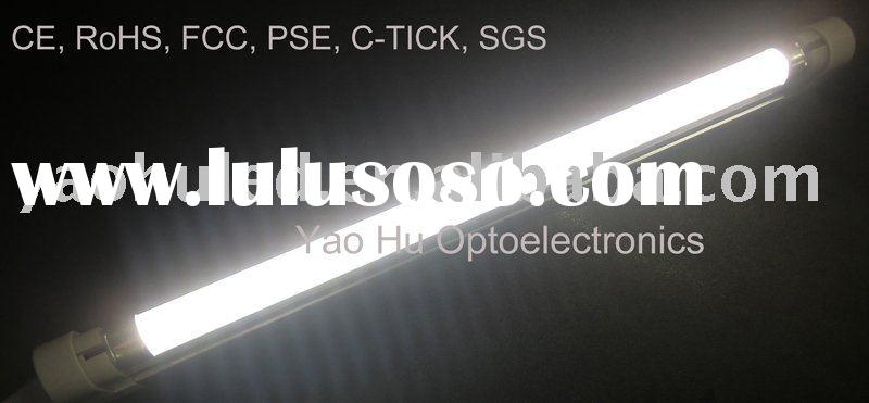 30cm 1feet 4w T5 LED tube light 3w/4w/5w/8w/11w/12w/14w high bright high quality manufacturer