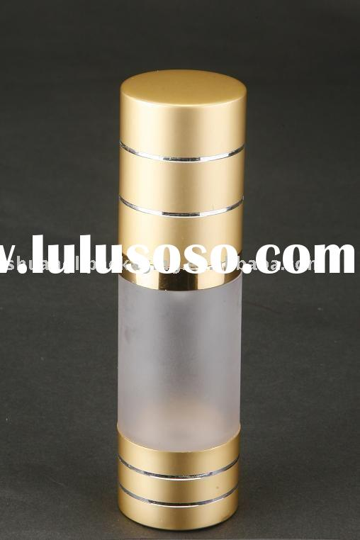 30ml plastic cosmetic airless bottle with pump (1.oz)