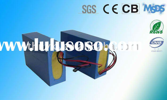 36V/10AH lithium polymer power battery