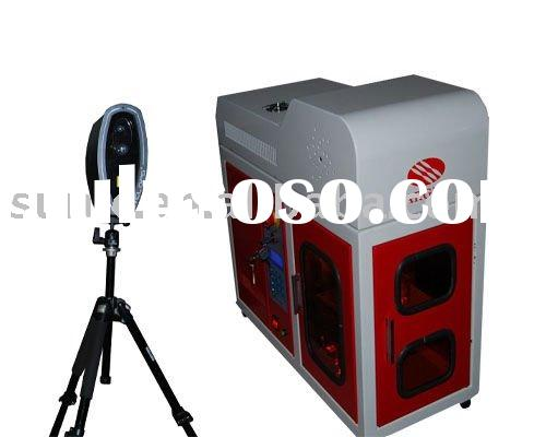 3D Crystal engraving machine (inside)portable type