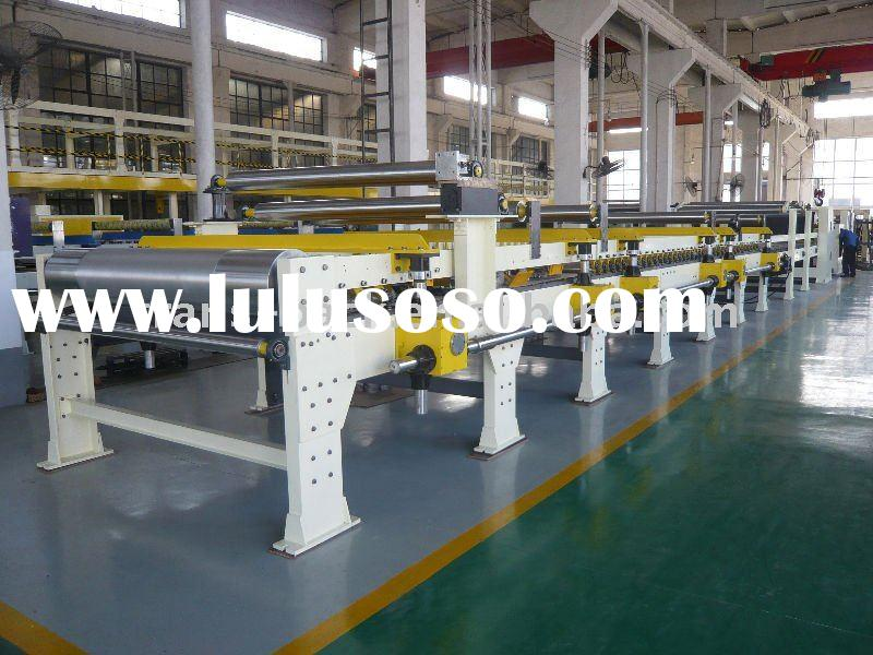 3/5/7 Ply Fully Automatic Corrugated Box Machine Production Line
