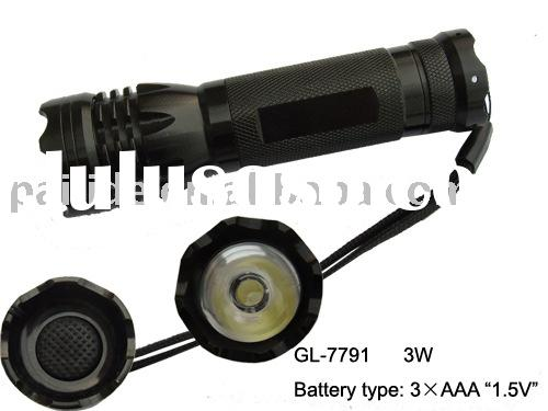 3/5 w High Power LED Torch