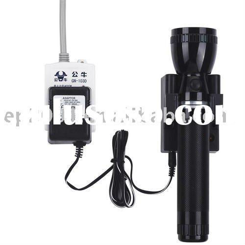 3w aluminum rechargeable cree led Emergency torch