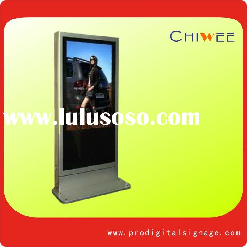 """42"""" LCD Digital signage for airport"""