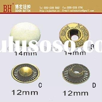 484# Metal/Brass/Iron/Alloy Fashion Spring Snap Button/ Fastener for garments