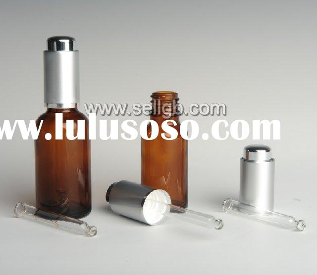 5ml -100ml Amber Glass Dropper bottle, cosmetic glass bottle with plastic dropper, essential oil bot