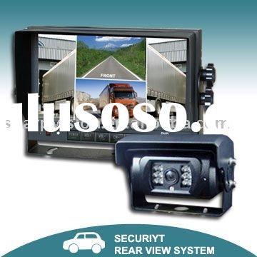 """7"""" Car CCTV Backup system with Auto Shutter Camera"""