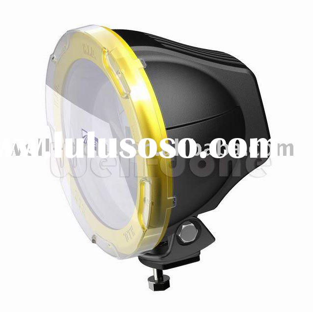7 inch HID driving light, IP 68 HID off road light, WD-F10, UV stabilized!