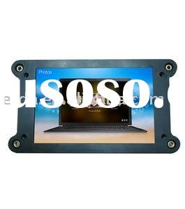 7 inch open frame lcd player for digital signage