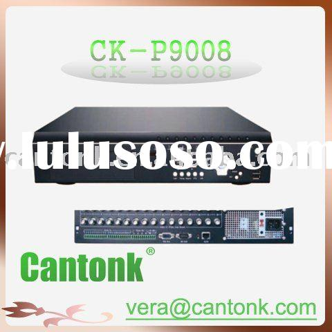 8 CH CHANNEL H.264 CCTV REAL TIME STANDALONE DVR IPHONE