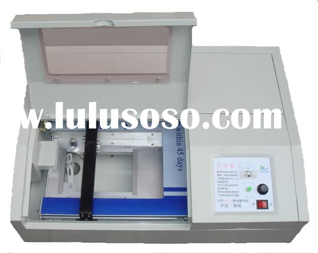 Acrylic laser engraving machine