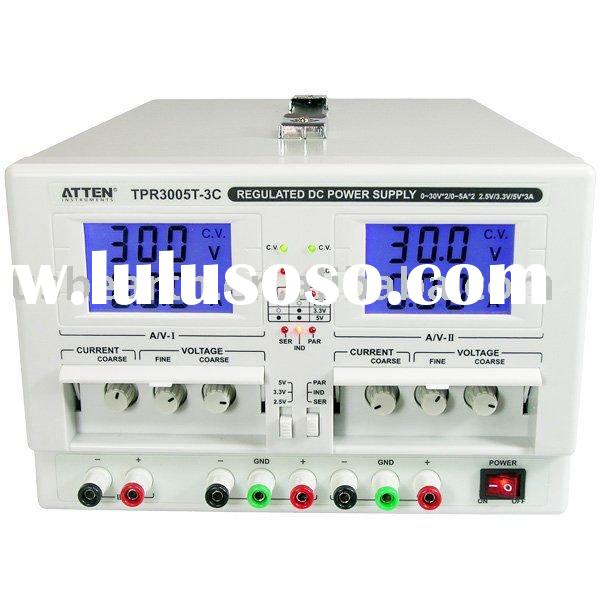 Adjustable constant voltage constant current DC power supplier (AT)