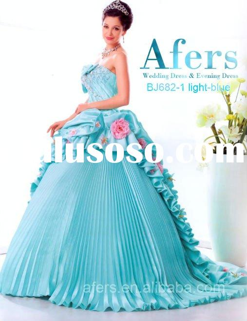 Afers luxury evening dress, unique Ball gown NO.BJ682-1