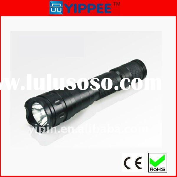Aluminum LED rechargeable cree led light