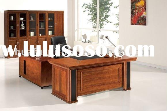 Antique Wooden Office Furniture: classical Executive tables