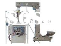 Automatic Bag Filling and Sealing Machine- dried mushroom packaging machine