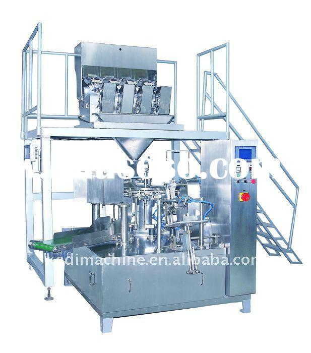 Automatic Premade Pouch Frozen Food Packing Machine