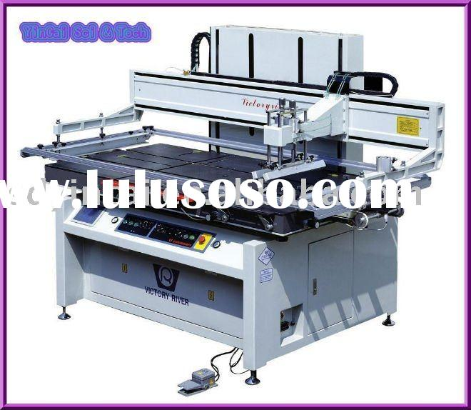 Automatic glass printing machinery with conveyor