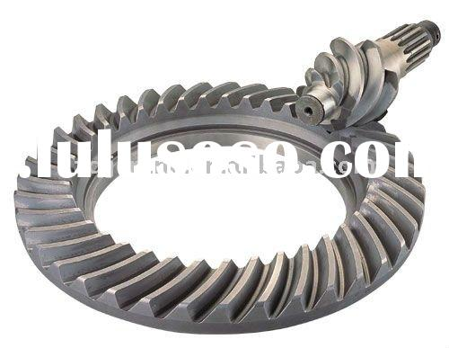 Bevel gear for Potian and Liebherr tower crane , tower crane spare parts