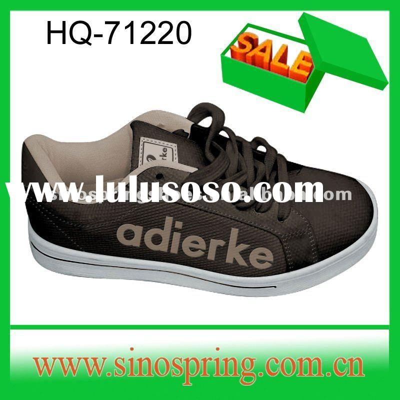 Brand Leather Skate Shoes