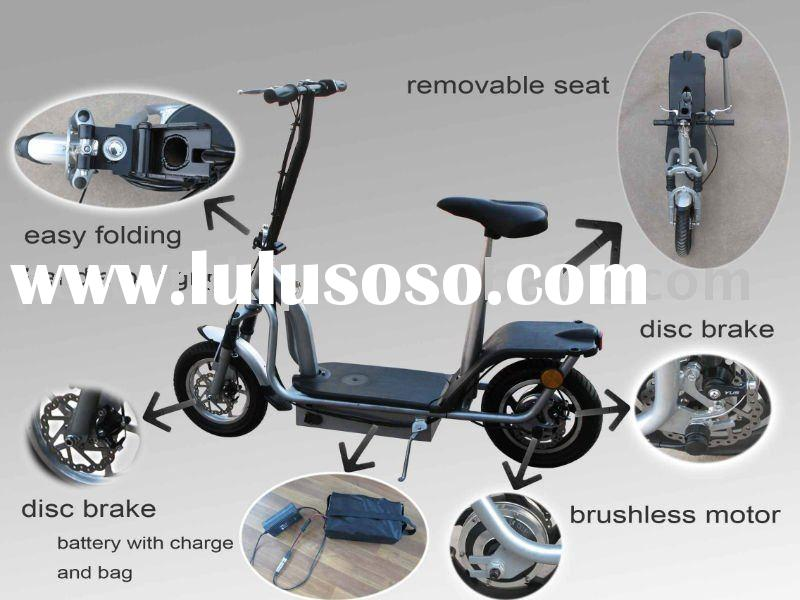 Brushless motor Electric scooter