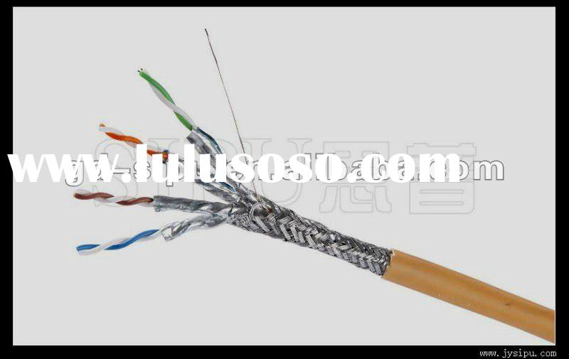 CAT 7 cable High speed SSTP network cable